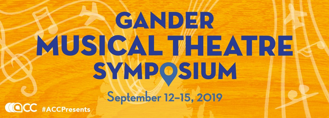 Gander Musical Theatre Symposium