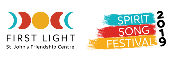 First Light - Spirit Song Festival logos